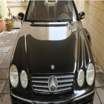 Mercedes CL 55 AMG 2002- - 115000 km Engine & Transmission in very good shape,...