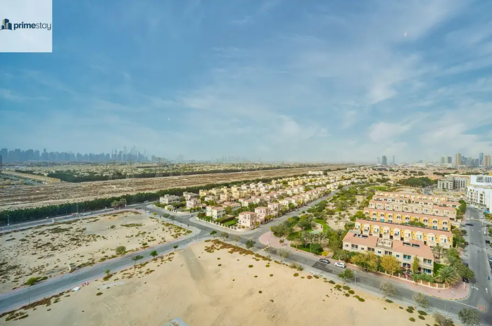 Brand New Fully Furnished   2 BHK Apartment   Lake View JLT-  Primestay proudly...