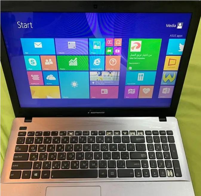 كمبيوتر قيمنق مع (شاشة4K) وكيبورد وماوس و ماوس بات-  لابتوب اسوس 15.6 inch...