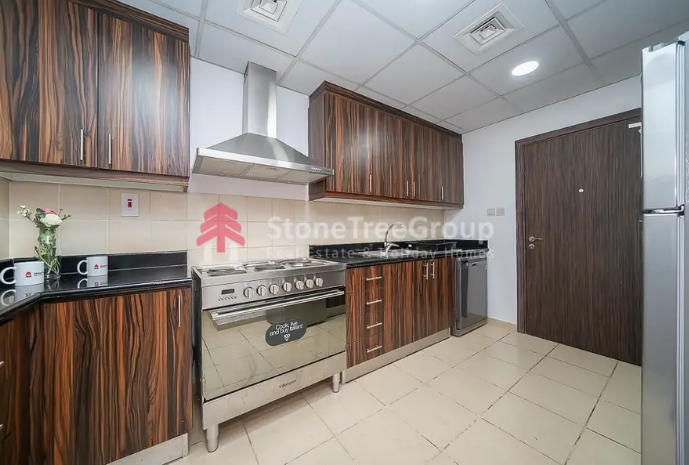 Brand New Fully Furnished | 2 BHK Apartment | Lake View JLT-  The Shams 1 Building also...