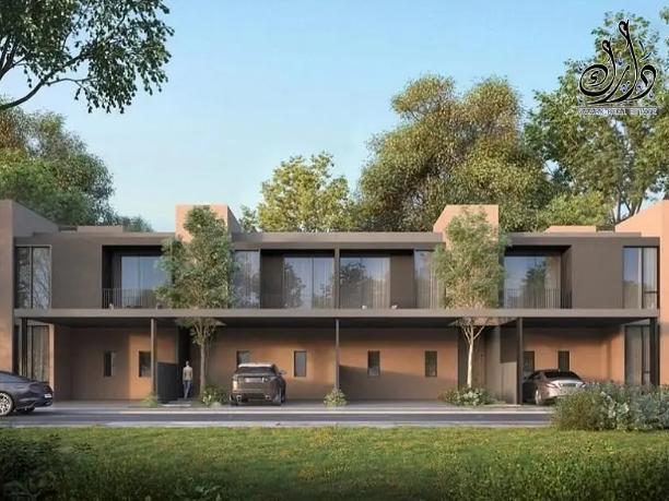 للبيع فيلا جديده بالمنامه عجمان قريب الخدمات ( M 04 )QR-  For sale villas inspired...