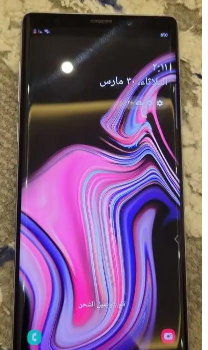 Samsung Galaxy M31S-  سامسونج نوت 9 ..128 جيجا...