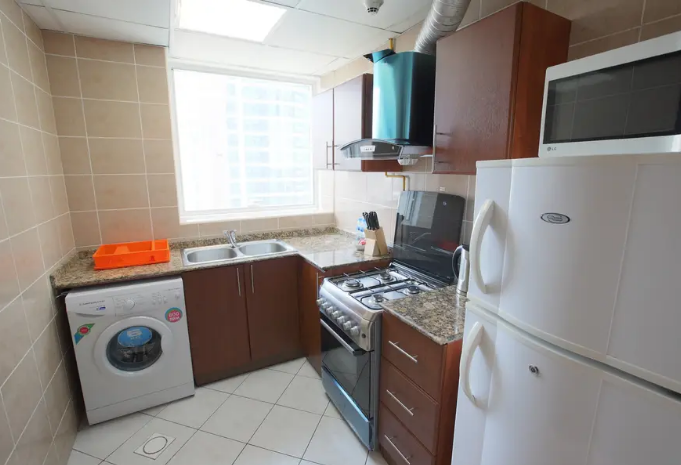 AMAZING OFFER!!! FULLY FURNISHED STUDIO ON MONTHLY RENTAL-  This is nice 1 BED...