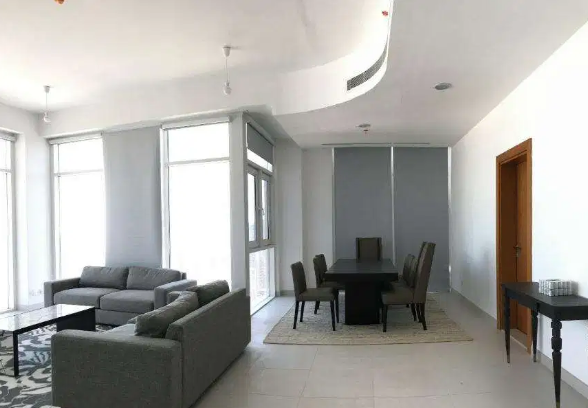 Downtown | Luxury Studio | Fully Furnished | All Inclusive-  Furnished three bedroom...