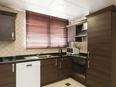 """Stunning Apartment in JVC/Best Price/Fully Furnished/WI-FI-  Brand new """"City..."""