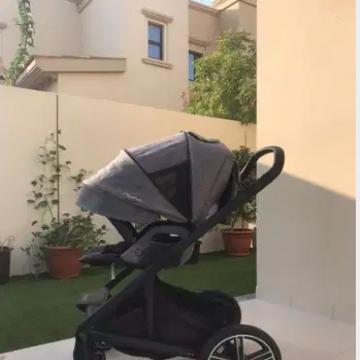 لوازم اطفال , - اعلن مجاناً في منصة وموقع عنكبوت للاعلانات المجانية المبوبة- - Baby stroller Nuna Mixx3 Nuna Mixx 3 . In perfect condition....