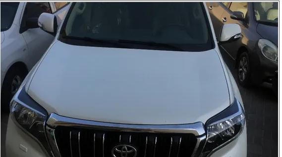 مستعملة تويوتا اف جاي كروزر 5 Door 4.0L Automatic 2010-  2017 Toyota Prado Land...