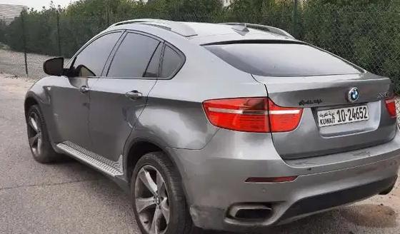 نيسان ألتيما 2019 الجديد-  BMW X6   2010 Grey BMW X6...