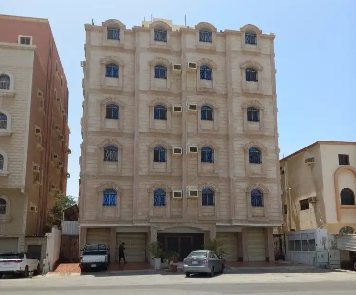 Full Furnished Studio In Khalifa City A ,Opposite Alfersan Club-  شقق للايجار في حي النزهه...