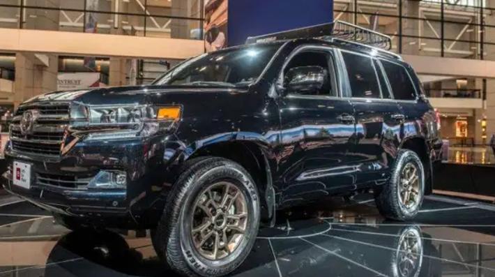 نيسان ألتيما 2019 الجديد-  2020 Toyota Land Cruiser...