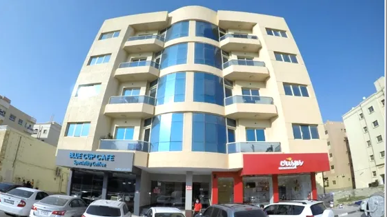 Full furnished flat for rent in ajman-  شقة غرفة و صاله للايجار...