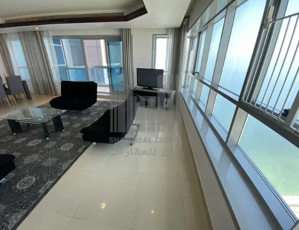 furnish stodio in ajman one tawer-  WIFI   Montlhy   2 Bed  ...