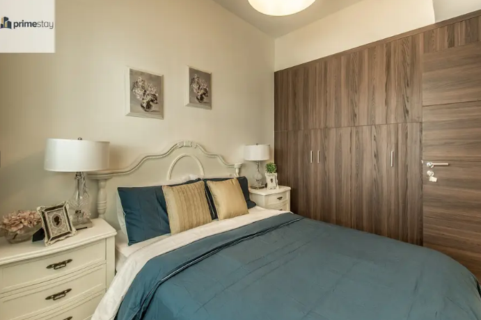 FULLY FURNISHED MASTEROOM AVAILABLE ON MONTHLY BASIS-  Brand new Luxurious 4BR...
