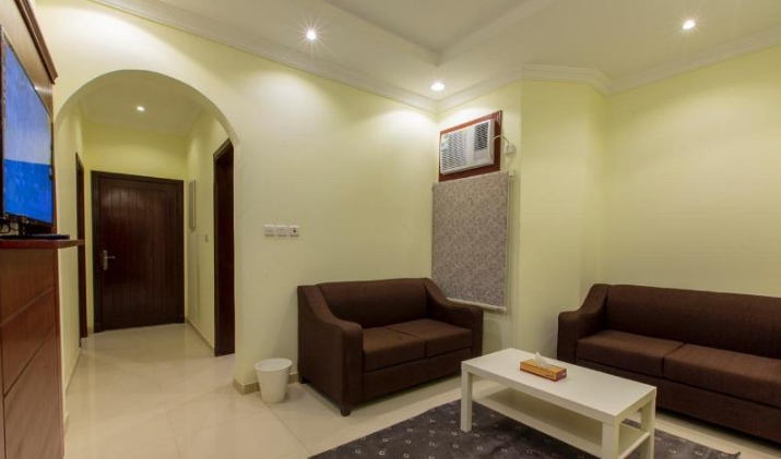 Full furnished flat for rent in ajman-  شقق عوايل للايجار شهري...