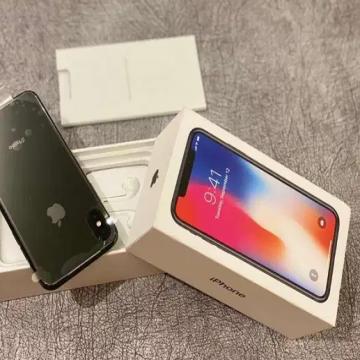 موبايل تابلت , - اعلن مجاناً في منصة وموقع عنكبوت للاعلانات المجانية المبوبة- - iphone X 64GB كسر زيرو