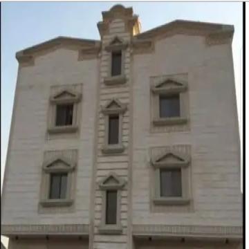 ancaboot - عمارة- - هذا كروكي مخطط الشقة من الداخل وصوره للعمارة من الخارج والشقة...