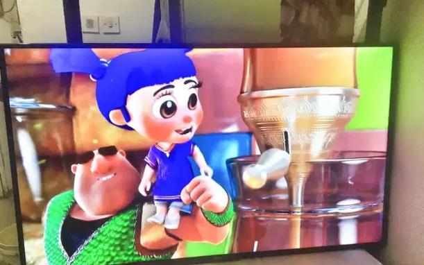تلفزيون سامسونج 40 بوصه / Samsung 40 inch TV-  شاشة 50بوصه سمارت 4K
