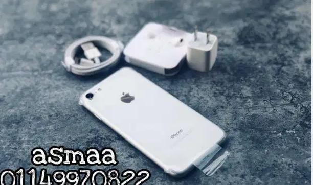 #ليريكا في #ابوظبي 00962789400011-  iphone 7 256GB جديد...