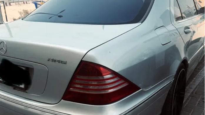 مستعملة مرسيدس بنز الفئة سي C 300 2017-  Mercedes S500