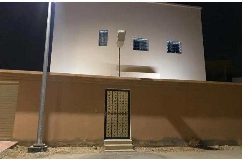 FULL FURNISHED Hot Deal For RENT in MR Tower Ajman-  دور علوي بحي النصار...