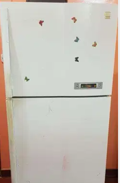Bosch latest model fridge with bottom freezer-  Used Double Door...