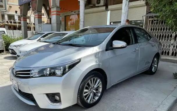 فولكس فاغن كرافتر 2013-  Toyota Corola Model 2015...