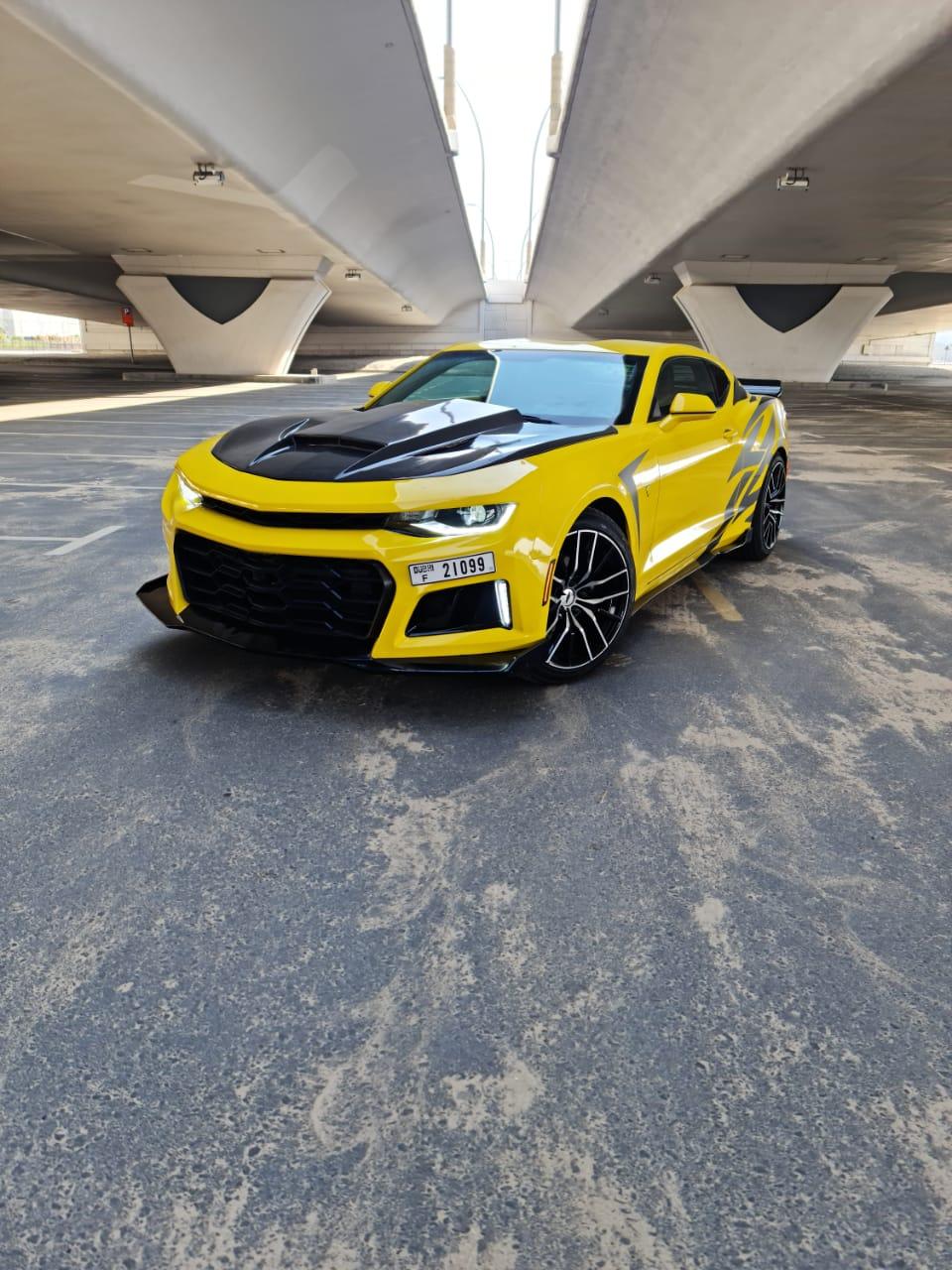 العماد كارز لتأجير السيارات تعتبر خدمات العماد كارز، افضل مكتب تاجير سيارات في دبي، هي �-  Camaro Rental, Camaro...